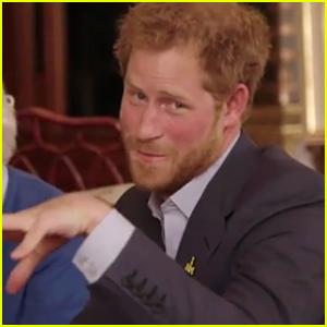 Prince Harry & Queen Elizabeth Respond to Obamas' Trash Talk