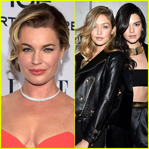 Rebecca Romijn Denies Dissing Kendall Jenner & Gigi Hadid: I 'Never Talked Smack About You'