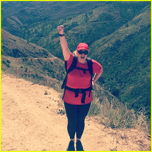 Rebel Wilson Celebrates Results After Four Day Fitness Retreat