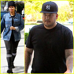 Rob Kardashian Reveals His Total Weight Loss So Far!