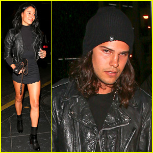 Sami Miro Dines with Rumored New BF After Zac Efron Split
