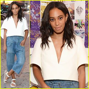 Solange Knowles Shares Her Love For 'The Green' with Cassie's 'Indo' - Listen!