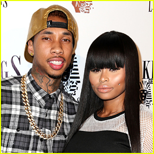 Tyga Reacts to Blac Chyna & Rob Kardashian's Engagement