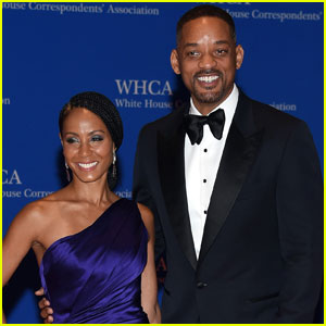 Will Smith & Jada Couple Up for White House Correspondents' Dinner 2016 Red Carpet