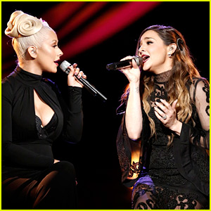 Alisan Porter: 'The Voice' Finale Performance Videos - Watch Now!
