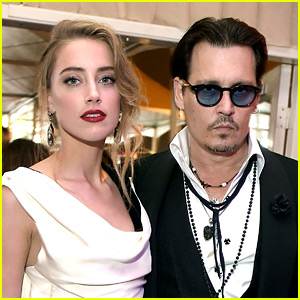 Amber Heard Claims Domestic Violence with Johnny Depp, Files for Restraining Order