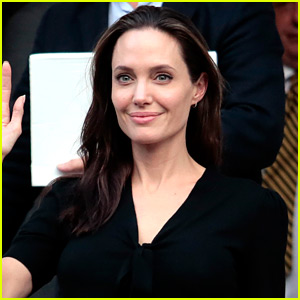 Angelina Jolie Pitt Adds Professor to Her Resume!