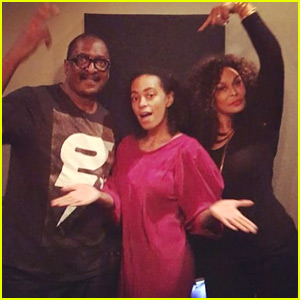 Beyonce Shares New Family Photos with Her Dad Mathew