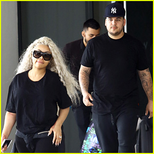 Rob Kardashian Will Be the 'Best Dad,' Kim Kardashian Gushes!
