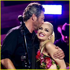 Blake Shelton Gets Candid About His Girlfriend Gwen Stefani