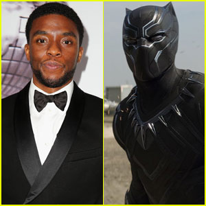 Who Plays Black Panther? Meet Captain America's Chadwick Boseman!