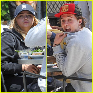 Chloe Moretz & Brooklyn Beckham Joke About Their Pictures Together