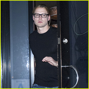 Chord Overstreet Shows Off Christopher Walken Impression