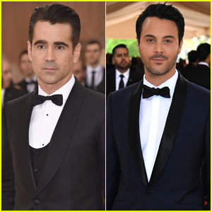 Colin Farrell & Jack Huston Are Dapper Met Gala 2016 Dudes