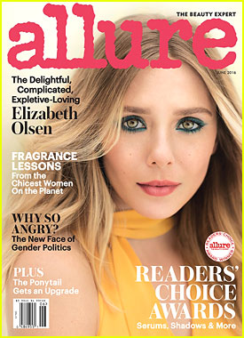 Elizabeth Olsen Knows She's Going To Be Compared To Mary-Kate & Ashley