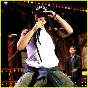 Gina Rodriguez Performs 'A Milli' on 'Lip Sync Battle' - Watch Now!
