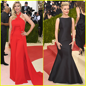 Ivanka Trump & Megyn Kelly Take a Political Break for Fashion's Biggest Night at Met Gala 2016!
