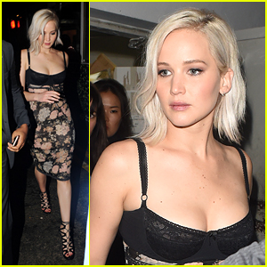 Jennifer Lawrence Reveals Her Unusual Christmas Plans Pictures to pin ...
