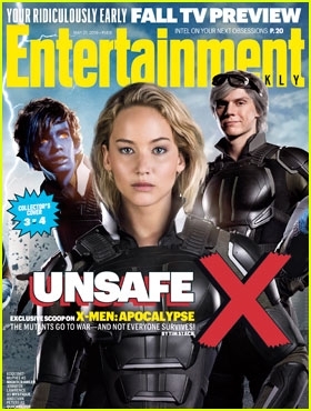 Jennifer Lawrence Would Love to Do More 'X-Men' Movies