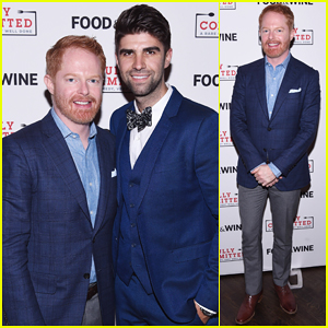 Jesse Tyler Ferguson Shares His Auditon For 'Cats'!