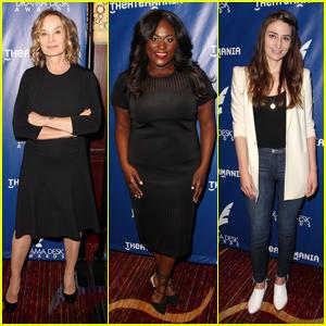 Jessica Lange, Danielle Brooks & Sara Bareilles Celebrate Drama Desk Noms