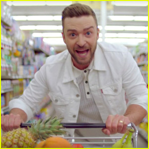 Justin Timberlake Premieres 'Can't Stop the Feeling' Music Video