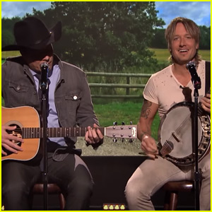 Keith Urban & Jimmy Fallon Sing FML Country Songs