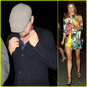 Leonardo DiCaprio Parties at Same Club as Nina Agdal, Rihanna & More