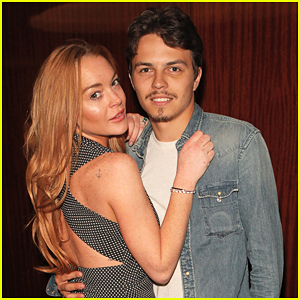 Lindsay Lohan & Fiance Egor Tarabasov Have Date Night At 'Alice Through the Looking Glass' Screening!