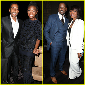 Ludacris & Brandy Hit The Stage At Entertainment Lawyer Of The Year Awards 2016!