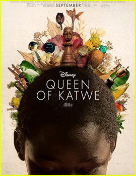 Lupita Nyong'o's 'Queen of Katwe' Poster Debuts!