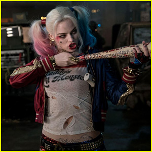 Margot Robbie Is Getting a Harley Quinn Spin-Off Movie!