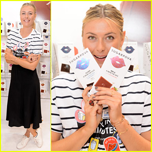 Maria Sharapova Might Play in the Summer Olympics for Russia!