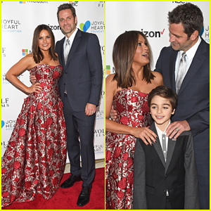 Mariska Hargitay Makes It A Family Affair At Joyful Revolution Gala!