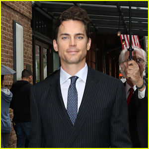 Matt Bomer Thought Russell Crowe Might Really Choke Him