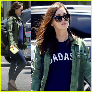 Megan Fox is a 'Badass' Woman on Her Way to Get Bagels