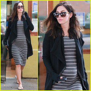 Megan Fox Has a Lunch Date With Brian Austin Green