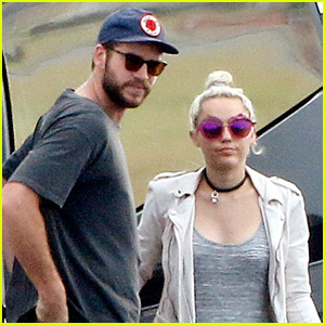 Miley Cyrus & Liam Hemsworth Continue Their Australian Vacation!