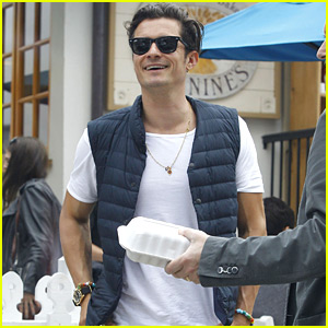 Orlando Bloom Enjoys Family Over Memorial Day Weekend