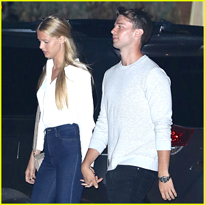 Patrick Schwarzenegger Has Date Night With Abby Champion