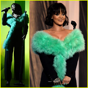 Rihanna Belts Out 'Love on the Brain' at Billboard Music Awards 2016 (Video)