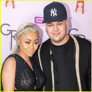 Blac Chyna: Things With Rob Kardashian's Family Are 'Fantastic'