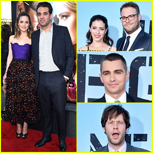Rose Byrne & Bobby Cannavale Couple Up for 'Neighbors 2' Premiere