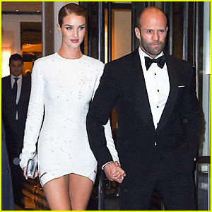 Rosie Huntington-Whiteley Changes Up Her Look for Met Gala 2016 After Party