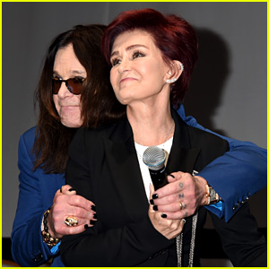 Sharon & Ozzy Osbourne Make Appearance Together After Split