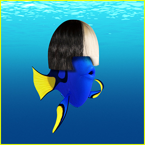 Sia Performs 'Finding Dory' End Credits Song 'Unforgettable' - Watch Now!