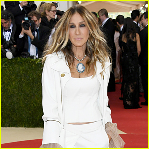 Sarah Jessica Parker Eloquently Defends Met Gala 2016 Look