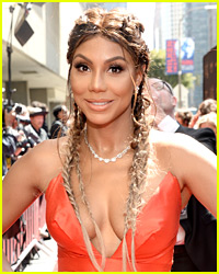 Tamar Braxton Is Leaving 'The Real' to Focus on Solo Career