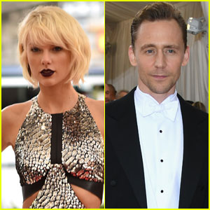 Watch Taylor Swift & Tom Hiddleston's Epic Dance Off During Met Gala 2016!