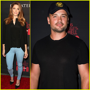 Tom Welling & Jessica Rose Lee Look So Happy Together ...